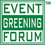 Event Greening Forum logo