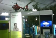 Esmeron exhibition stand build