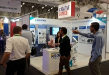 French Embassy expo stand by Pivion 2017
